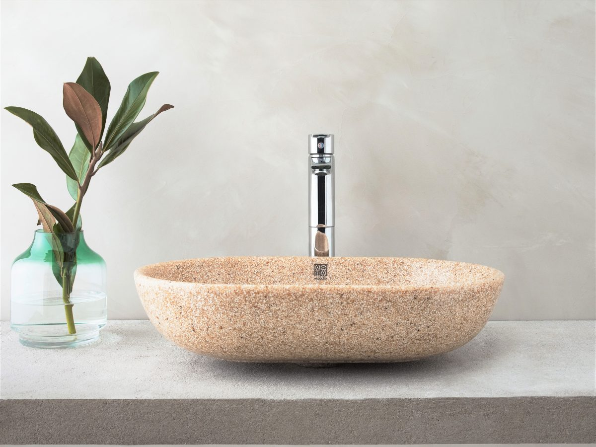 Woodio design basin.